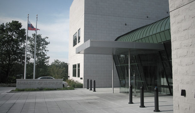 The Embassy of the Slovak Republic in Washington